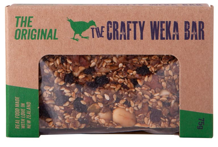 Crafty Weka Bar Original Box